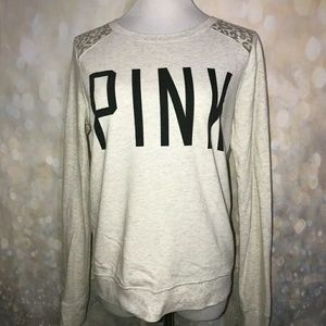 ♥vs Pink Sweater, S